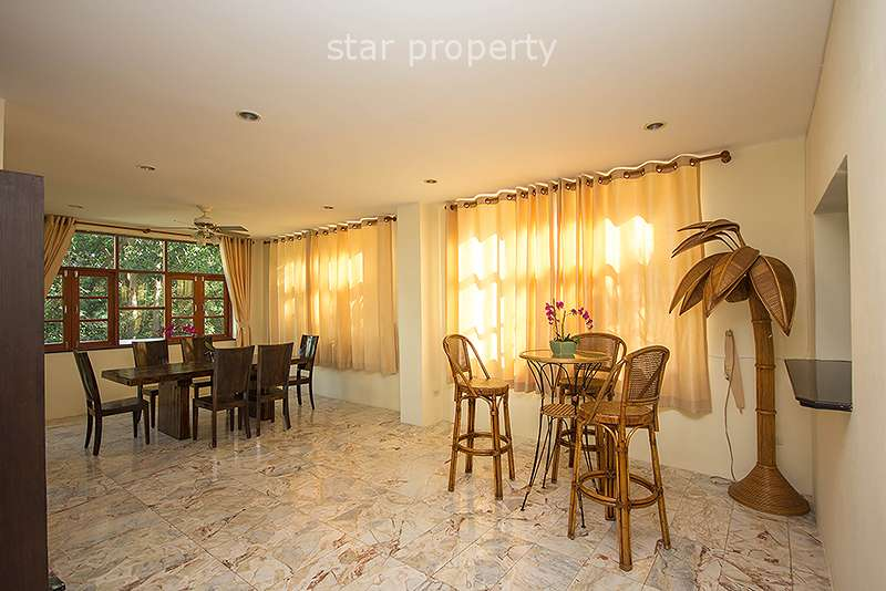 for sale nice furnished  villa  hua hin