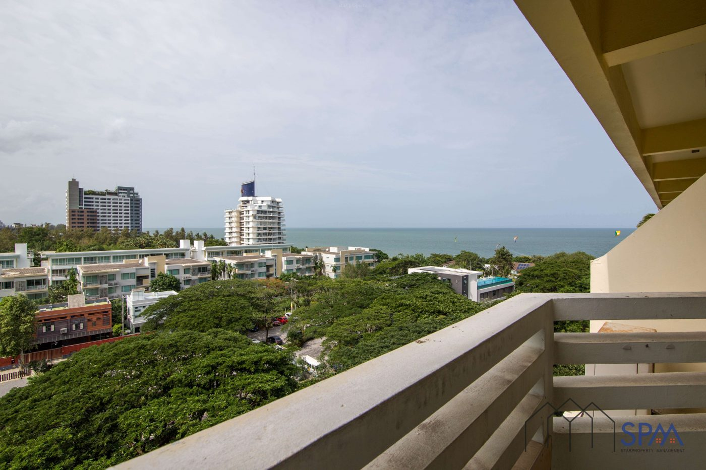 Studio at Chain Condo with Sea view for Sale at Condochain Hua Hin