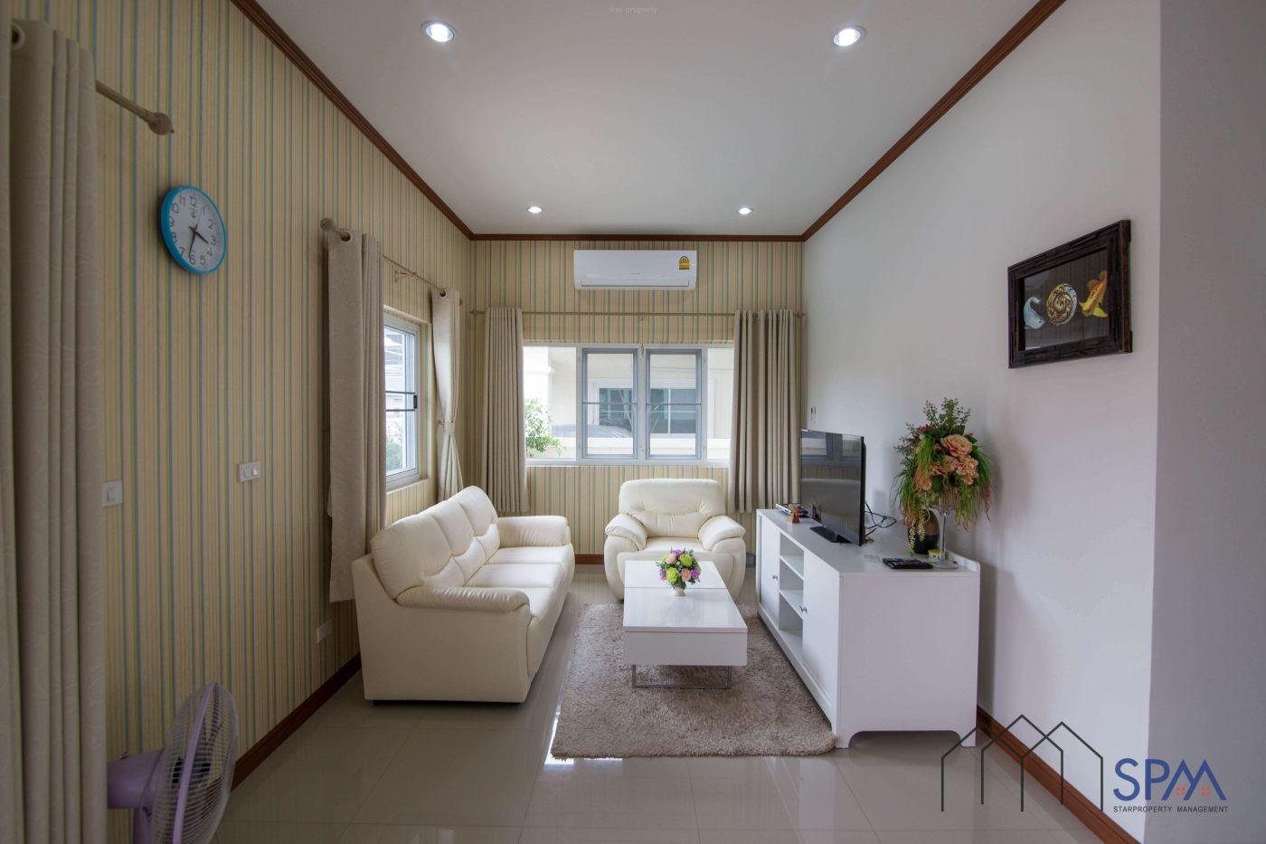 for sale nice furnished  villa  hua hin