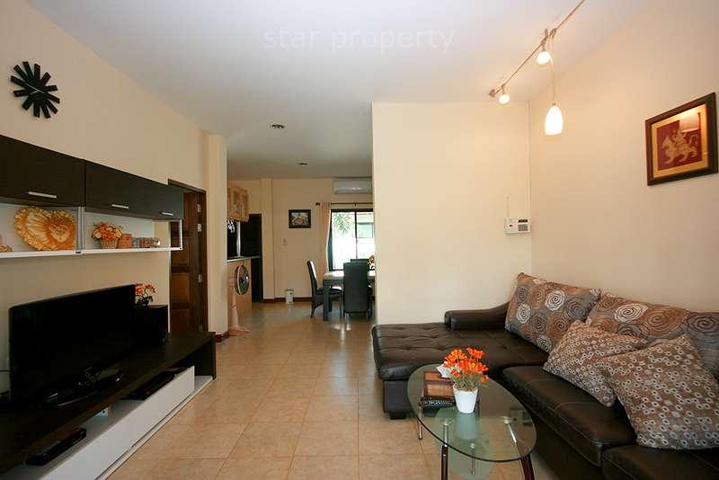 Built-in kitchen villa for rent good price