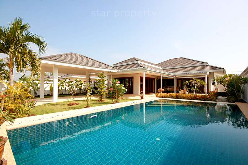 Avenue 88 Executive Villa for Rent at  Unnamed Road, Tambon Thap Tai