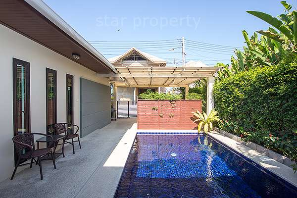 One O 2 villa for rent