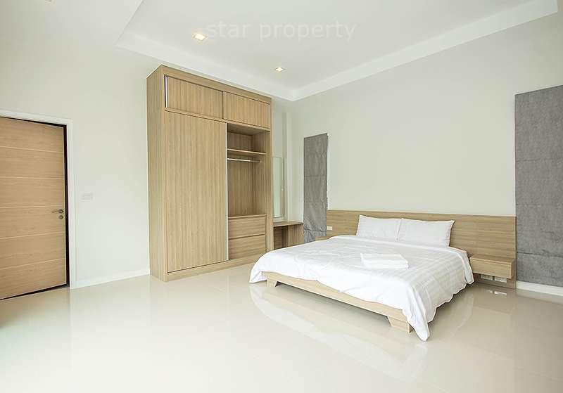 4 bedroom villa Sivana Garden for rent