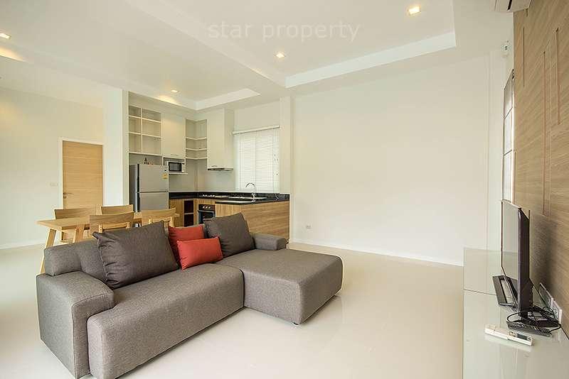 for rent nice furnished  villa  hua hin