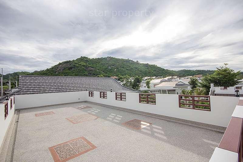 hua hin vacation home rental pool villa