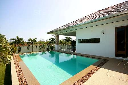 Beautiful Pool Villa for Rent Hua Hin
