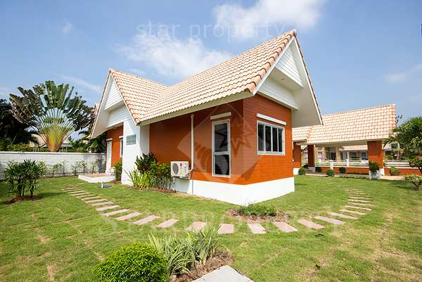 Bungalow for Rent Hua Hin Soi 112 at Dusita Soi 112
