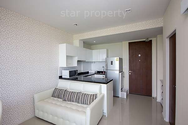 Modern Sea View 1 Bedroom for Sale at Baan View Viman