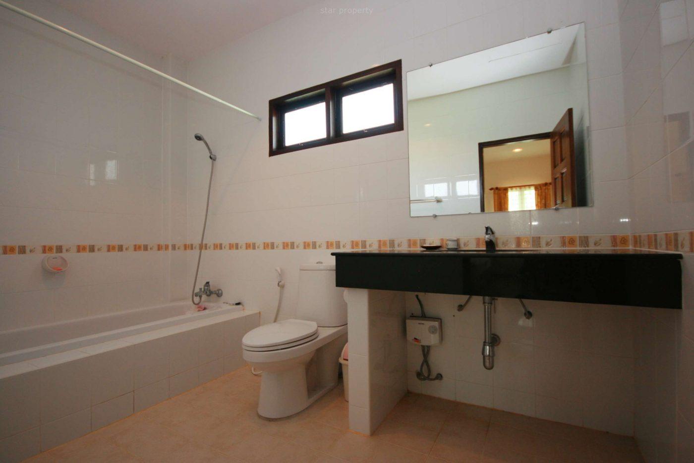 good price 3 bedroom villa for  rent
