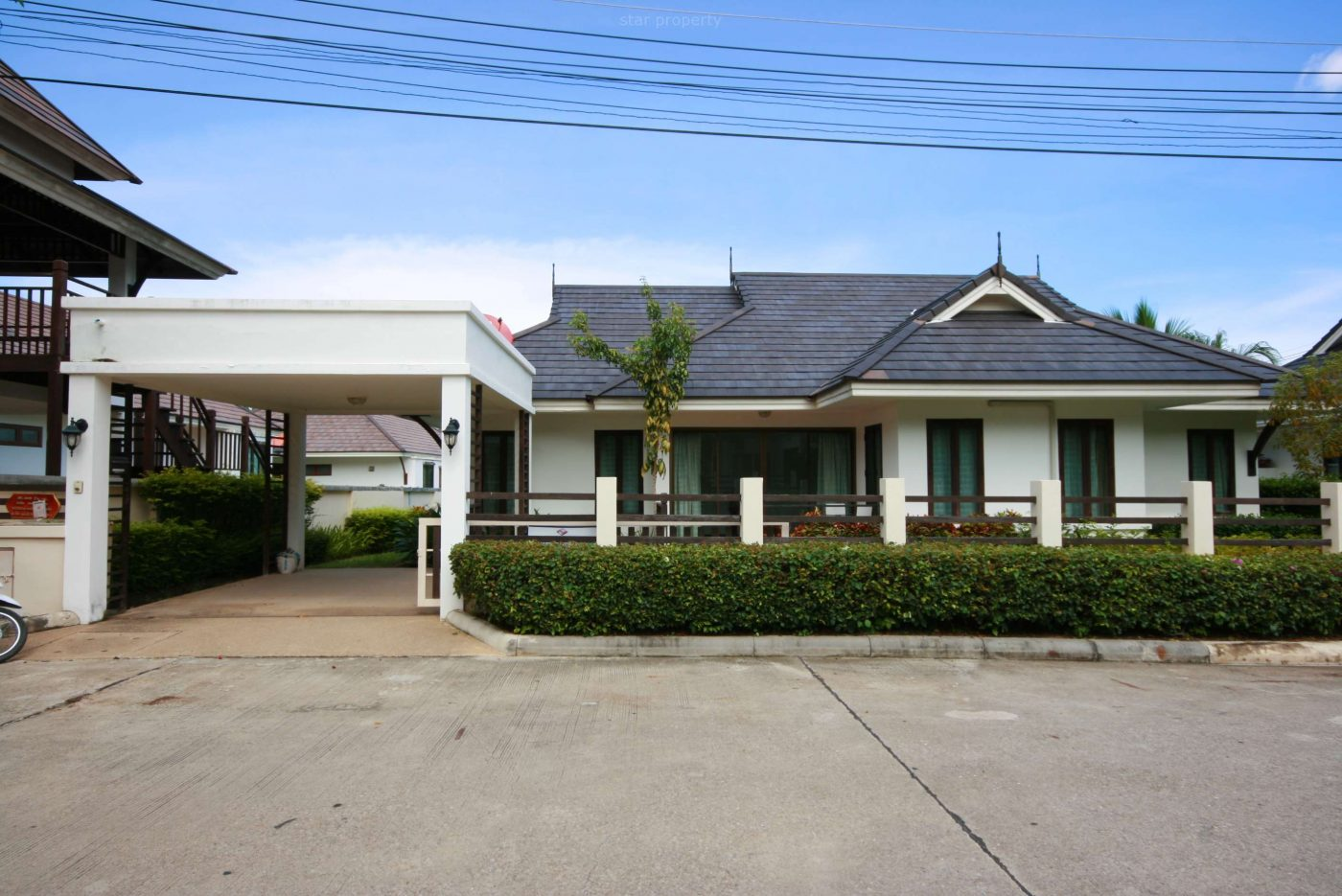The Heights  Villa for rent at  Tambon Hin Lek Fai, Amphoe Hua Hin,