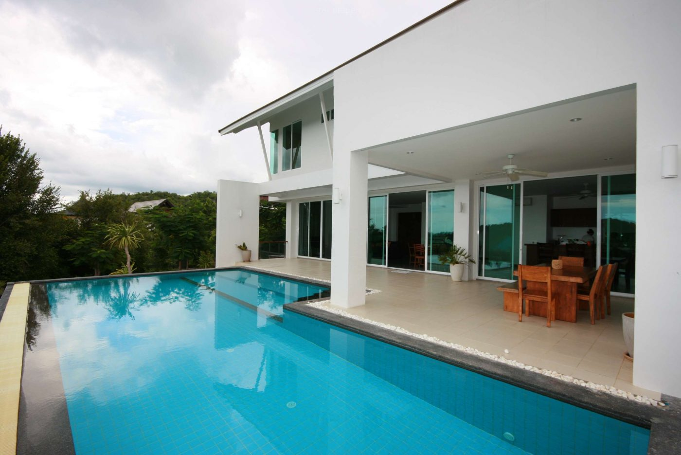 Modern Pool Villa with Sea View for Rent at Star Property Hua Hin Co., Ltd 6/5