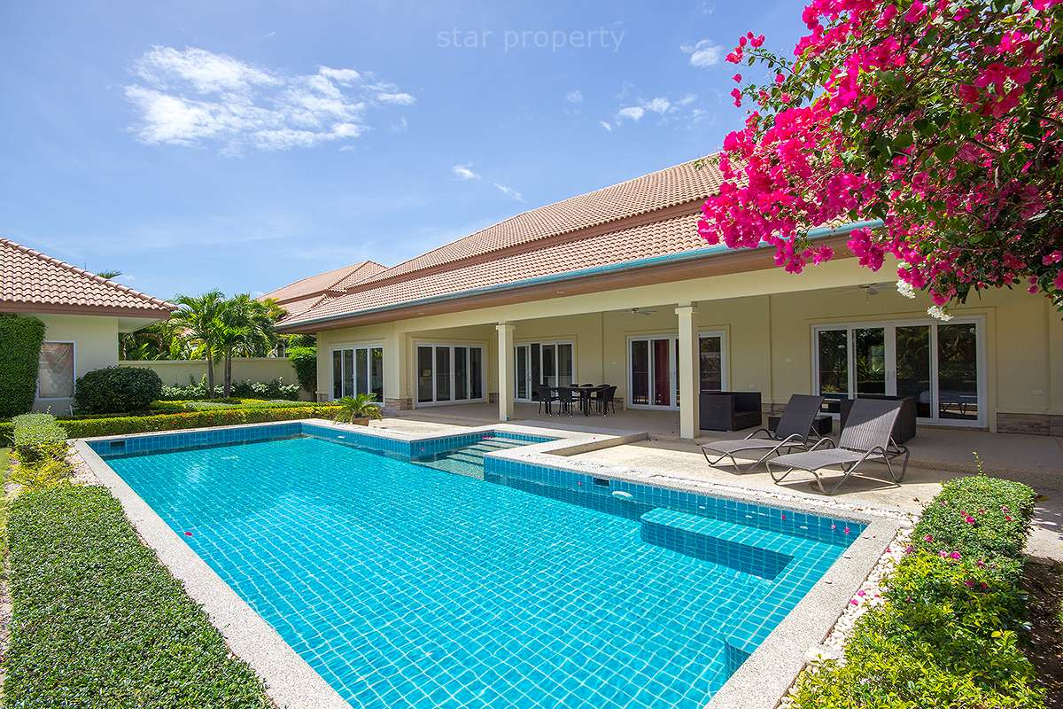 Luxury 3 Bedroom Pool Villa for Rent at Orchid Palm Homes 5