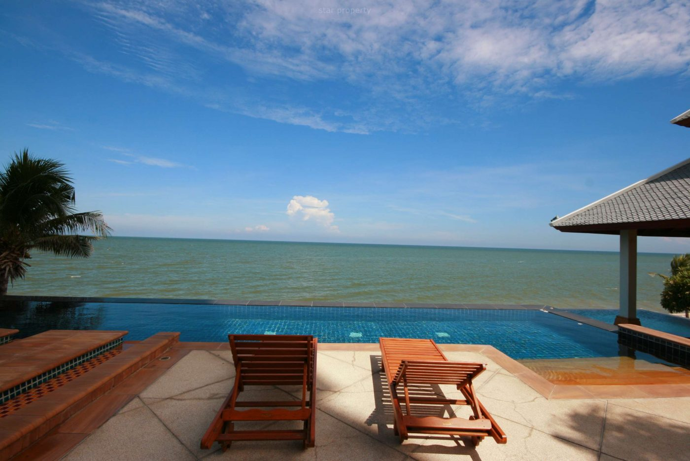 Condominium for Sale-Palm Pavilion Sea View at MAKRO  HuaHin