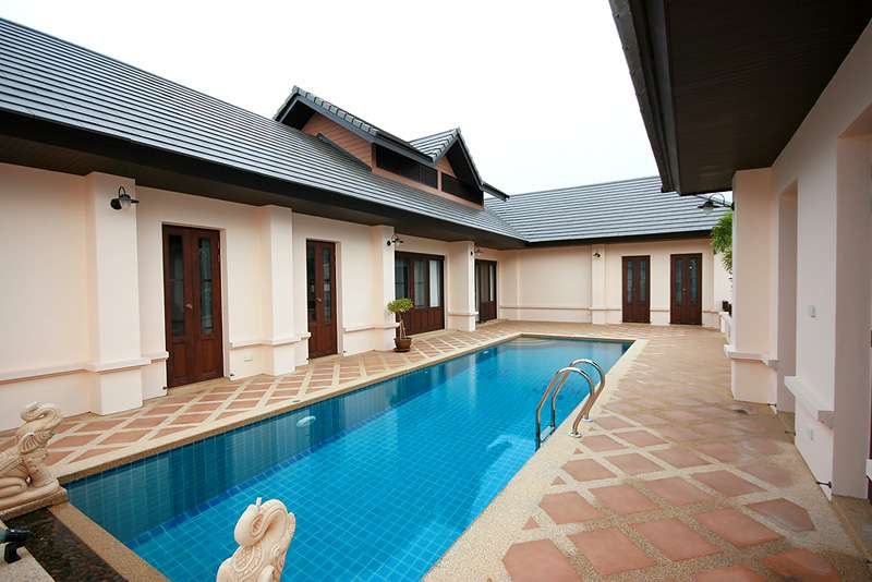 High Quality Pool Villa for Rent Hua Hin Soi 6 at Hua Hin District, Prachuap Khiri Khan,