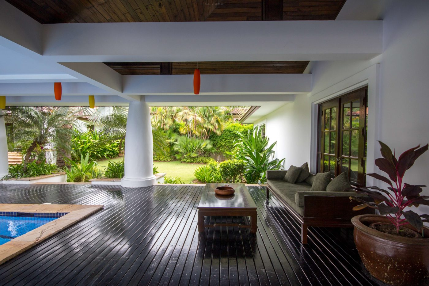 Balinese Style Villa for rent