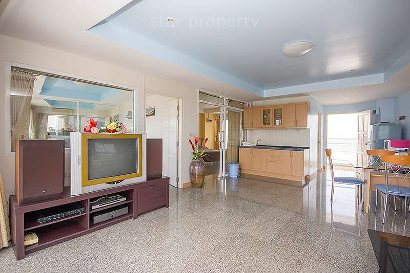Great Sea View Condo for Sale at Hua Don Village, Nong Khae