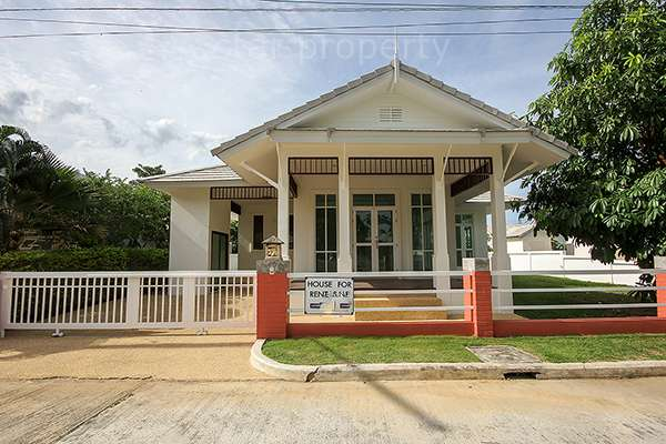 3 Bedroom Detached House for Rent at Emerald Hua Hin Soi 6 for Rent