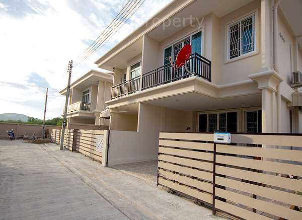 Near Center Townhouse for Rent at  Hua Hin Soi 94