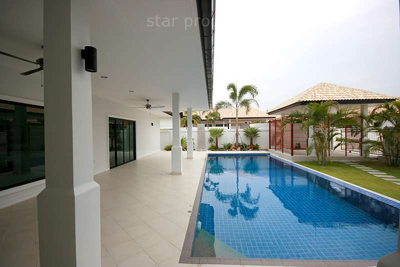 Nature Valley Phase II Villa for Rent at Hua Hin District, Prachuap Khiri Khan, Thailand Moo 7
