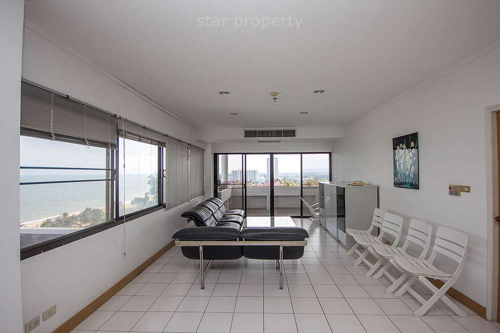 Luxury 2 Bedroom Unit on the Beach for Sale at The Rain Chaam - 859/398 Petchakasem