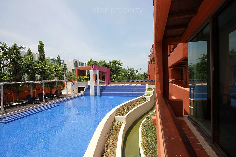 2 Bedroom Unit for Sale at Lastortugas Hua Hin soi 101