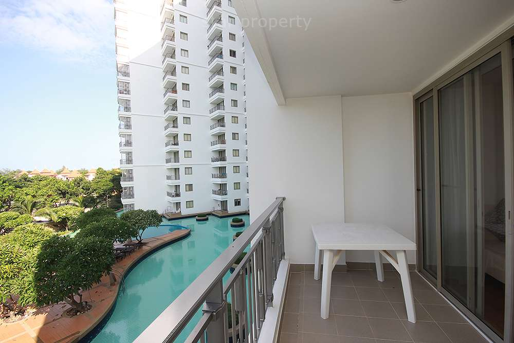 Beautiful Condominium with Sea View for Sale at Hua Hin District, Prachuap Khiri Khan, Thailand