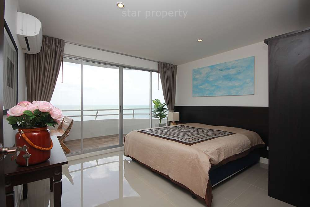 Mountain and Sea View Condominium at Moo 1, Paknampran 200/3 Cha Am Hua Hin