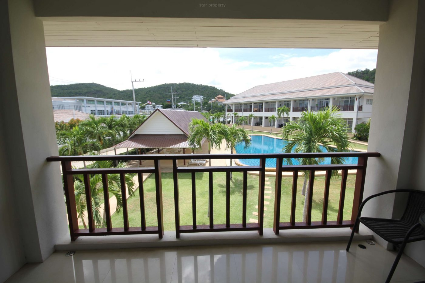 Townhouse with Swimming Pool for rent at Townhouse with Swimming Pool soi88