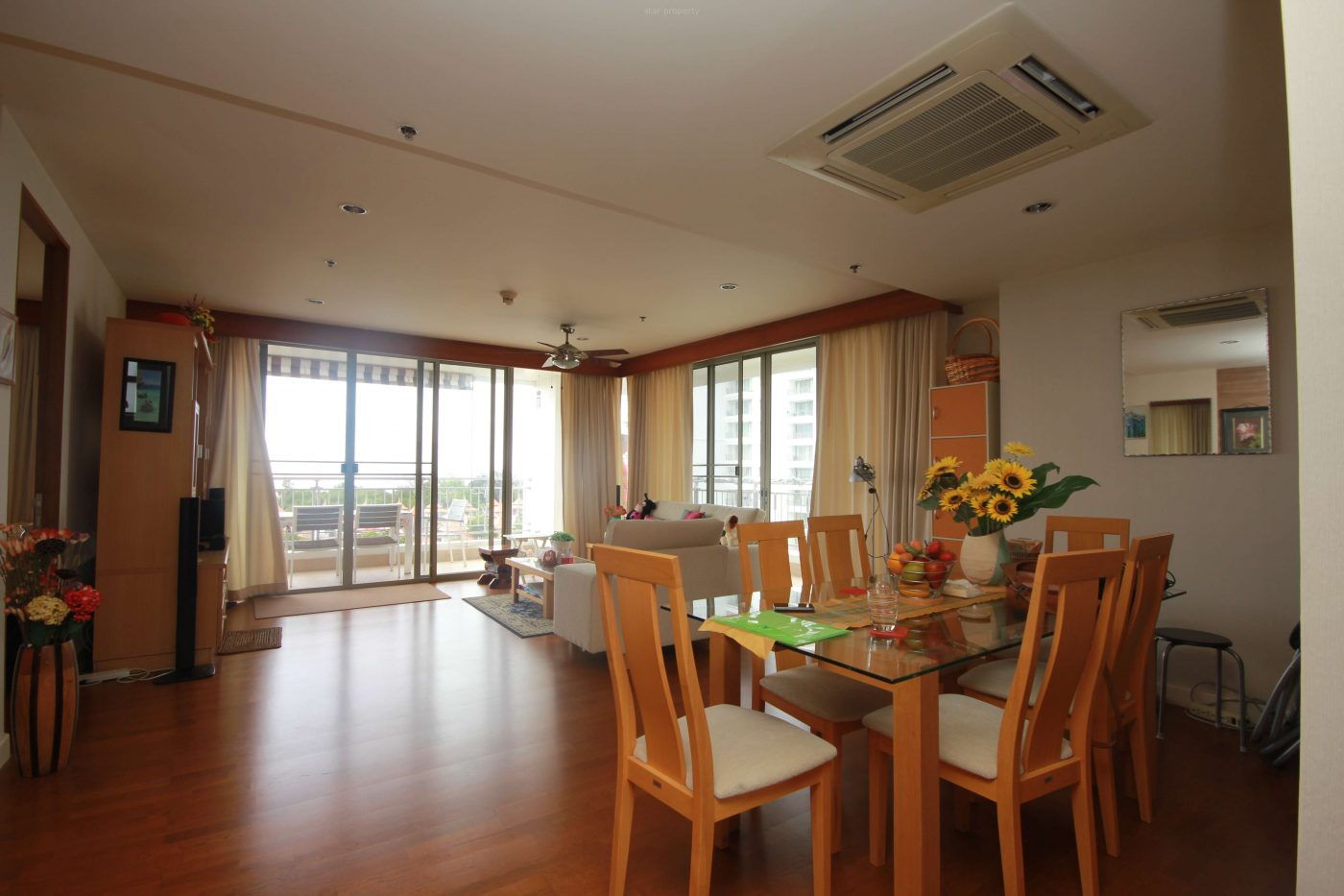 Beautiful Condominium with Sea View for Sale at 1500 Phetkasem Road,