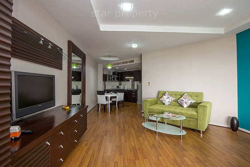 Condo for Sale-Palm pavillion Lake view at Hua Hin Soi 5/1