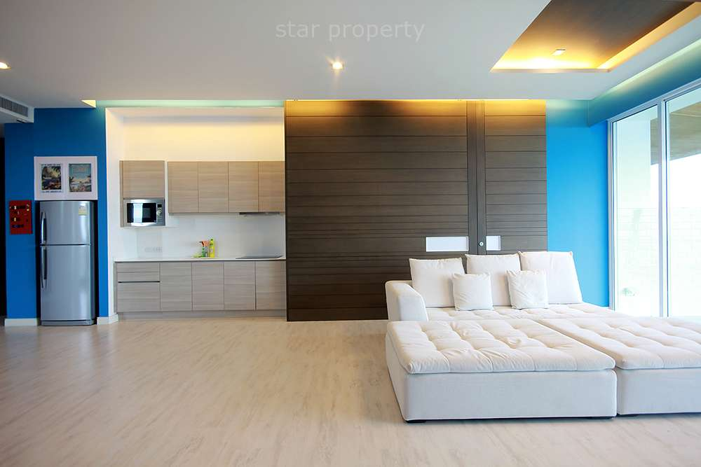 Top Floor Ocas Condominium on the Beach in Hua Hin at Beach in Hua Hin soi 59