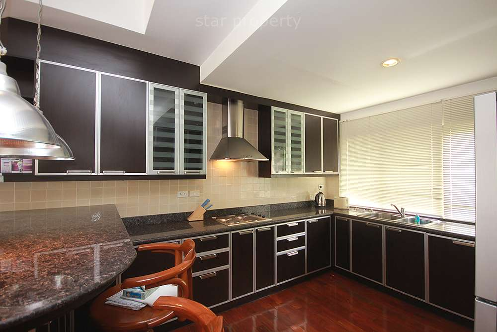 Built-in kitchen villa for sale at a  good price