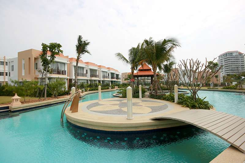 High Quality Town House for Rent at Boat House at Hua Hin District, Prachuap Khiri Khan,