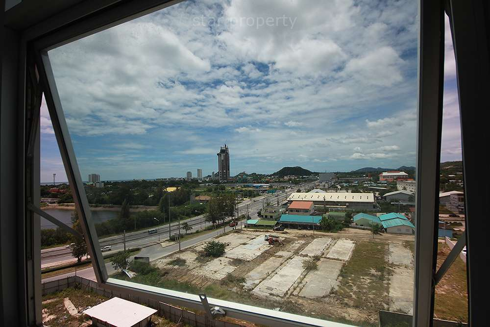 Studio Unit Floor 8 at Baan KhiangFah for Sale at Hua Hin District, Prachuap Khiri Khan, Thailand