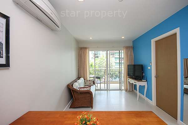 Beautiful 1 Bedroom Unit for sale at Sea craze, Khao Takiab