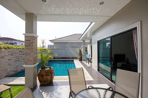 Bungalow with garden for sale
