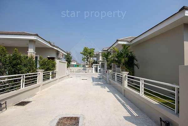 Beautiful Pool Villa for Rent Hua Hin at Baan Warin Hua Hin Soi 70