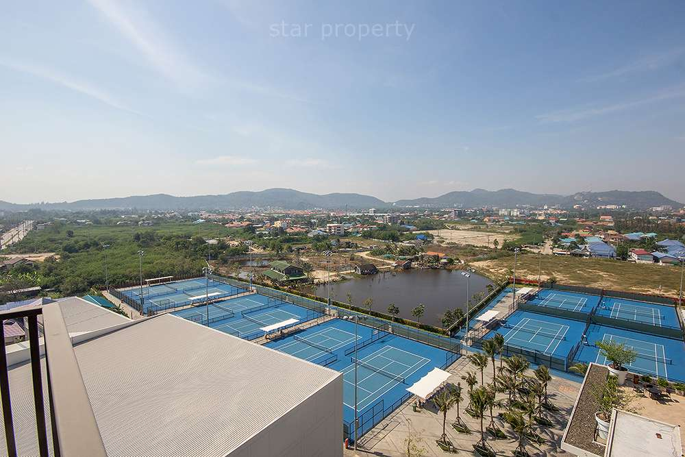 Condominium  for Sale-Baan Kiang Fah at Hua Hin District, Prachuap Khiri Khan, Thailand