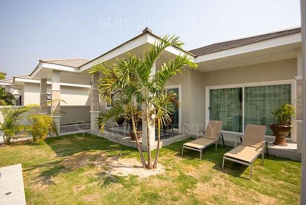 near shopping mall villa for sale hua hin