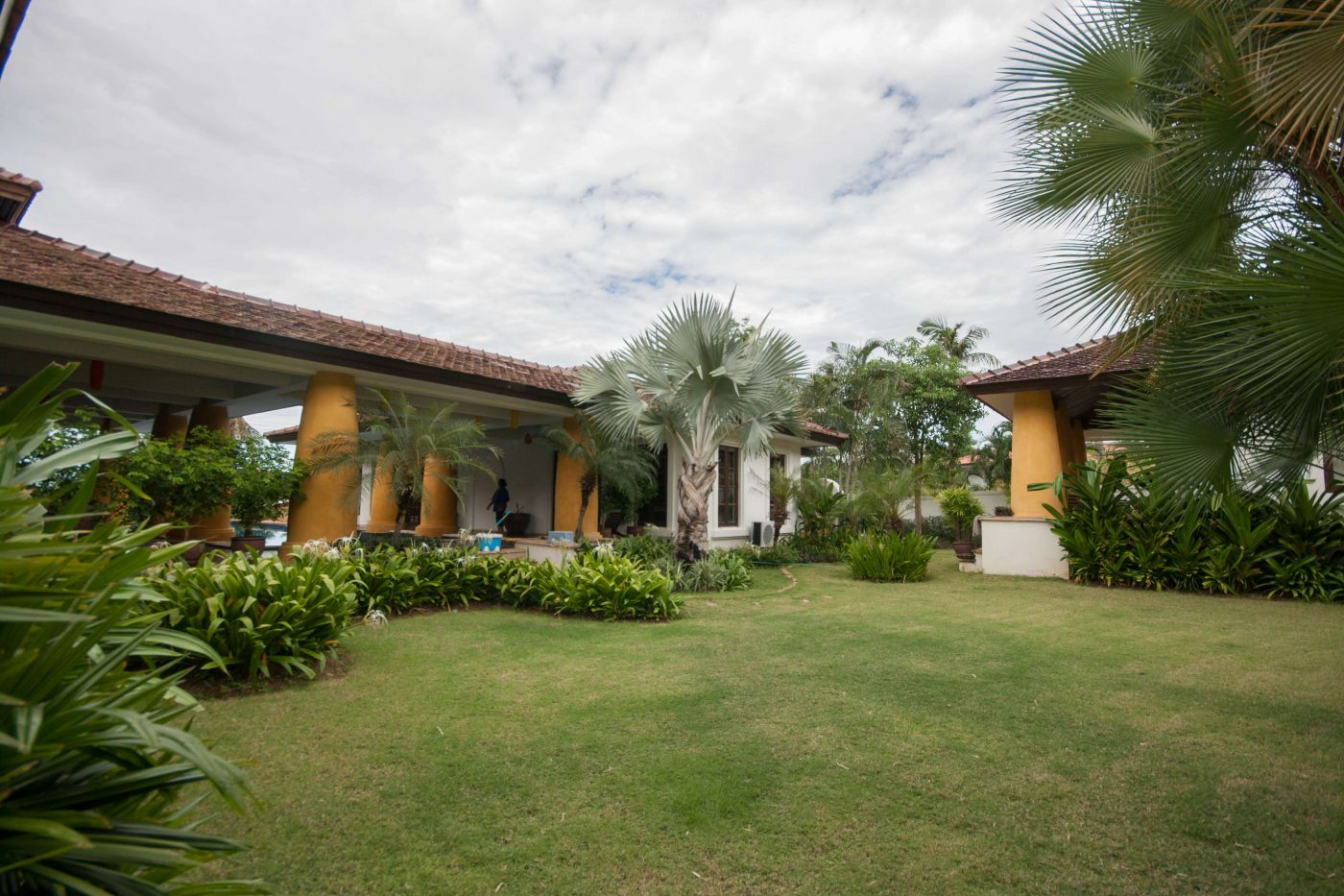 Balinese Style Villa Hua Hin Soi 116 for Rent at 59/122 Hunsa soi116