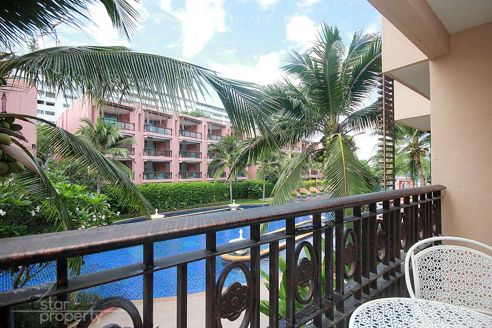 Beautiful 2 Bed Unit at Marrakesh Pool View at Hua Hin District, Prachuap Khiri Khan, Thailand