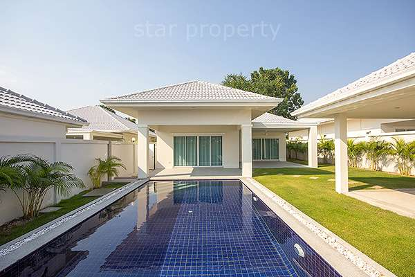 3 Bedroom Pool Villa for Rent at Avenue Gold Soi 88