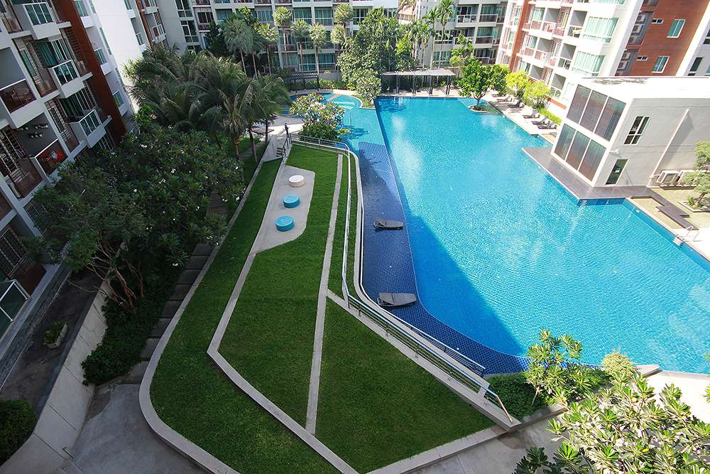 Beautiful 1 Bedroom Unit at Marrakesh with Pool View at Hua Hin District, Prachuap Khiri Khan, Thailand