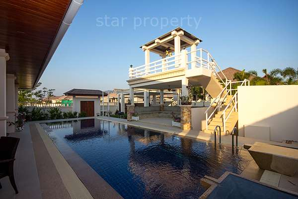 Luxurious Pool Villa for Rent Hua Hin