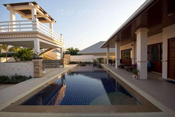 Beautiful Pool Villa for Rent Hua Hin at Beautiful Pool Villa for Rent Hua Hin Soi 70