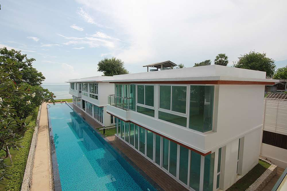 4 Bedrooms with Sea View at Pakarang Sisom at Prachuap Khiri Khan, Thailand