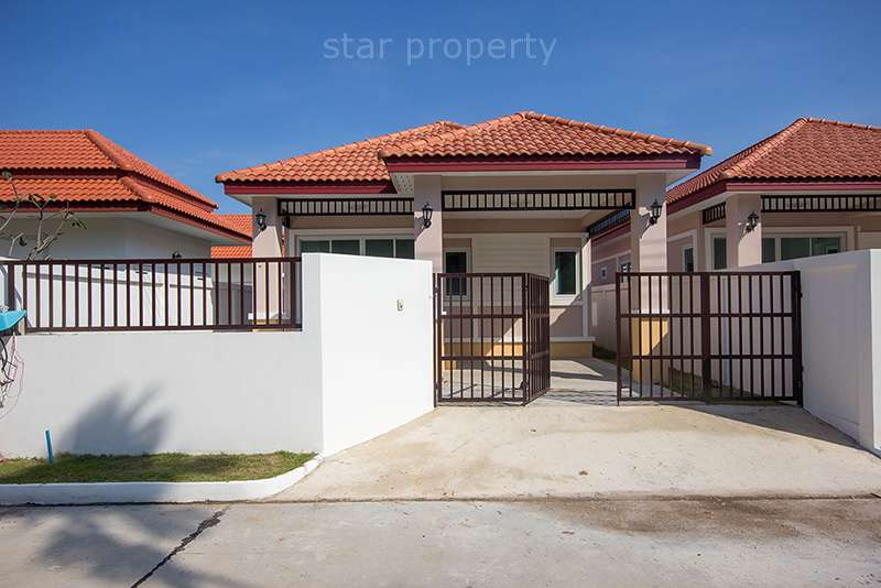 2 Bedroom House for Rent at The Legacy Hua Hin soi 70