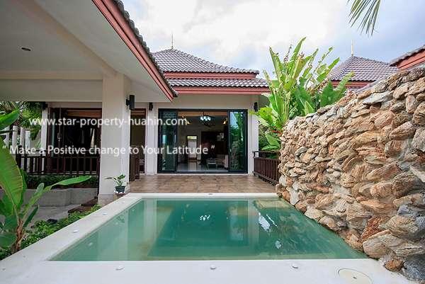 Baan Araya Hua Hin Soi 102 for Rent at  Soi 102 Tambon Nong Kae, Amphoe Hua Hin,