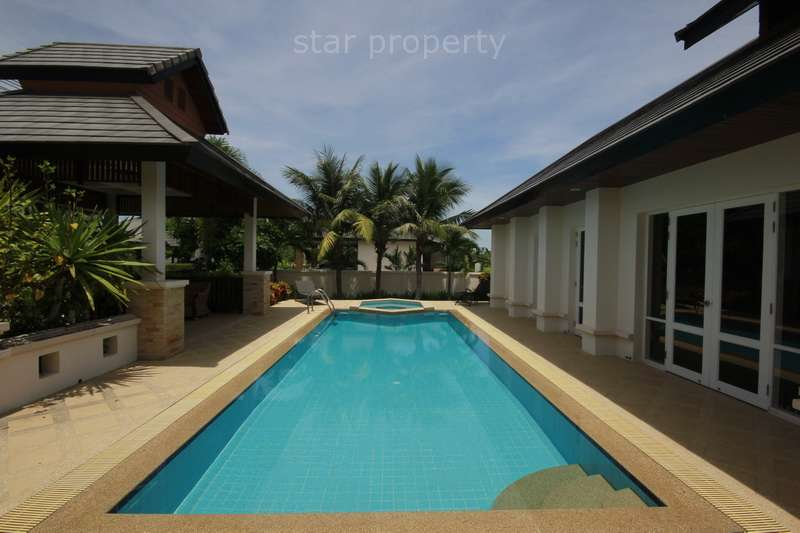 Beautiful Villa For Rent Hua Hin