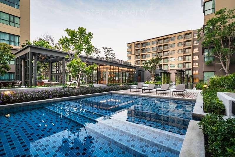1 Bedroom condo at Rain Cha Am for Sale